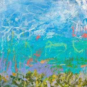 Cerulean Escapes I by Tracy Lynn Pristas