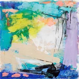 Violet Vigor I by Tracy Lynn Pristas