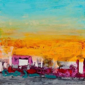 Whispered Wanderlust I by Tracy Lynn Pristas