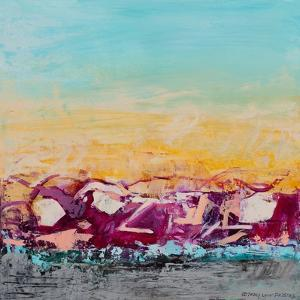 Whispered Wanderlust III by Tracy Lynn Pristas