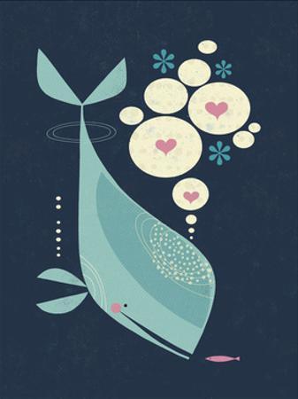 Whale has a Friend by Tracy Walker