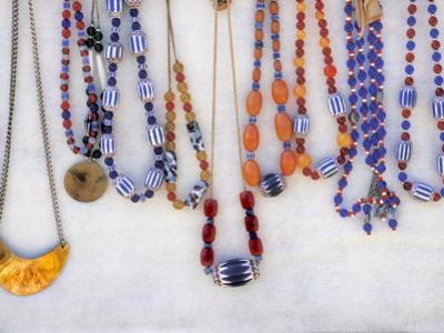 Trade Beads Used in Barter, Fort Mandan, North Dakota