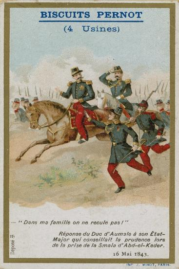 Trade Card Issued with Biscuits Pernot--Giclee Print