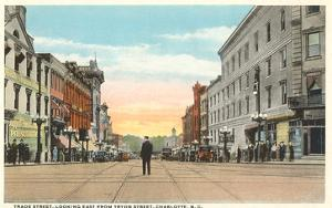 Trade Street, Charlotte, North Carolina