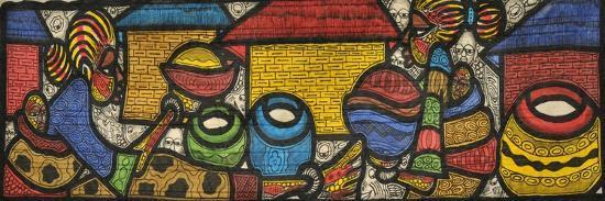 Trade-Muktair Oladoja-Giclee Print
