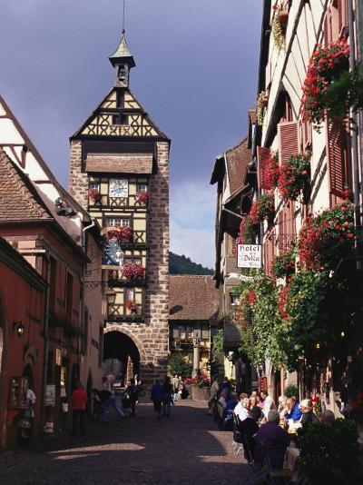 Traditional Architecture, Alsace, France, Europe-James Emmerson-Photographic Print