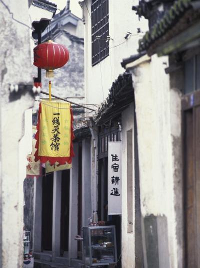 Traditional Architecture in Ancient Watertown, China-Keren Su-Photographic Print