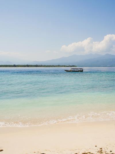 Traditional Indonesian Boat, Gili Meno, Gili Islands, Indonesia, Southeast Asia, Asia-Matthew Williams-Ellis-Photographic Print