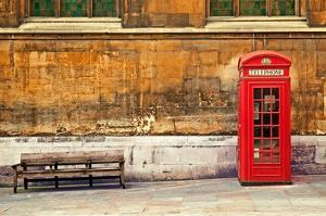 Traditional Phone Box London