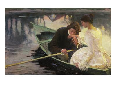 Traeumerei-Franz Guillery-Giclee Print