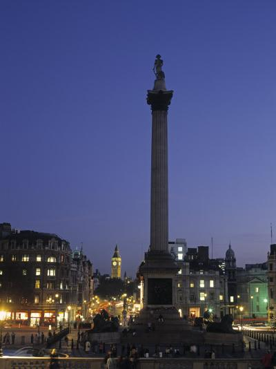 Trafalgar Square, London, England-Jon Arnold-Photographic Print
