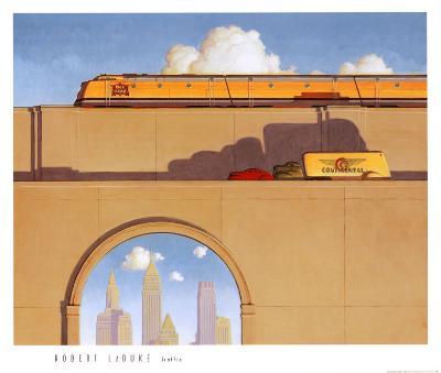 Traffic-Robert LaDuke-Art Print