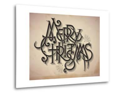 Vintage Style Detailed Christmas Card