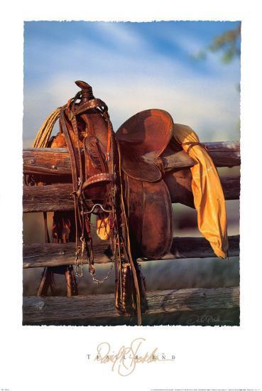 Trail's End-David R^ Stoecklein-Art Print