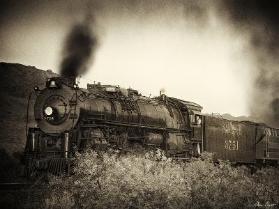 Train Arrival I-David Drost-Photographic Print