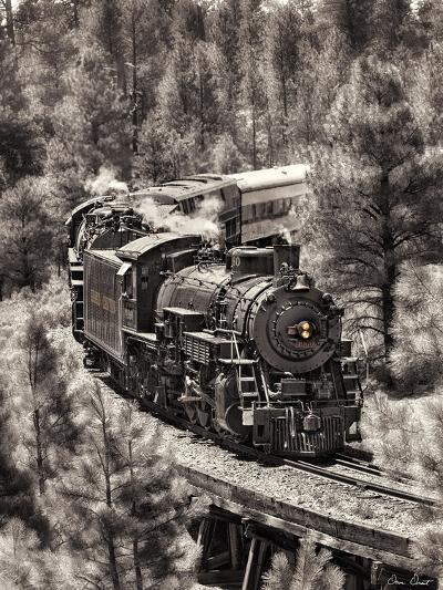 Train Arrival III-David Drost-Photographic Print