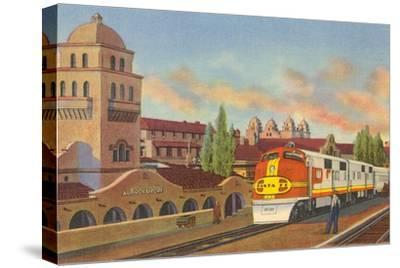 Train Depot, Albuquerque, New Mexico
