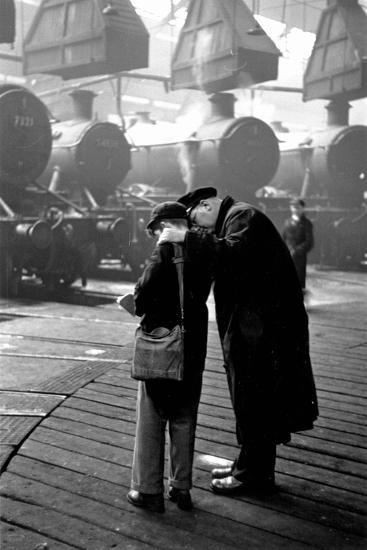 Train Depot-Thurston Hopkins-Photographic Print
