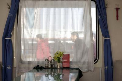 Train in China--Photographic Print