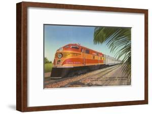 Train in Florida