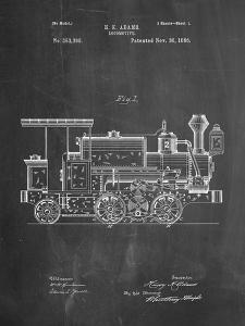 Train Locomotive Patent