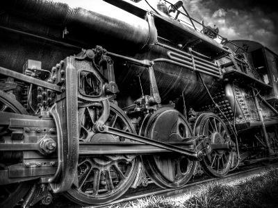 Train Strain-Stephen Arens-Photographic Print