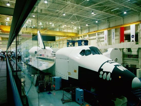 Training Space Shuttle, International Space Station Program, Johnson Space Center, Houston, Texas-Holger Leue-Photographic Print