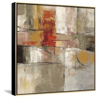 Trajectory-Silvia Vassileva-Framed Canvas Print