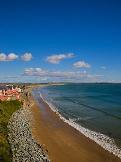 Tramore Strand, Tramore, County Waterford, Ireland--Photographic Print