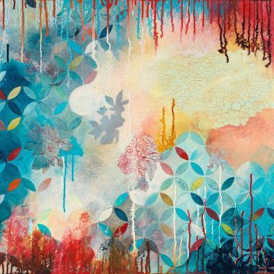 Tranquil Eden 2-Heather Noel Robinson-Art Print