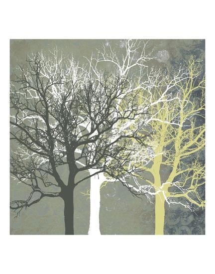 Tranquil Forest-Erin Clark-Art Print