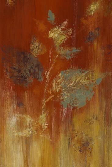 Tranquil Landscape I (Reds)-Lanie Loreth-Premium Giclee Print