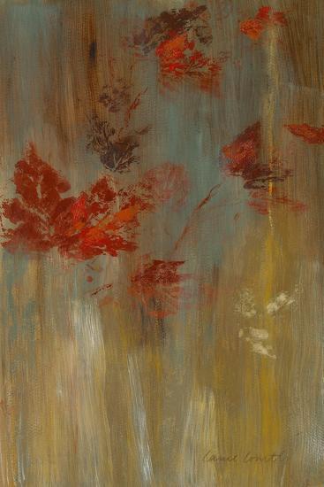Tranquil Landscape III (Greens)-Lanie Loreth-Premium Giclee Print