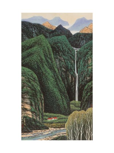 Tranquil Life in Mountains-Chingkuen Chen-Giclee Print
