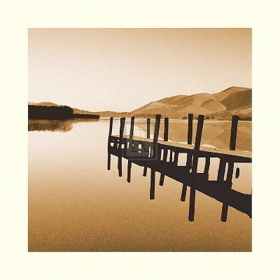 Tranquil Light-Chris Simpson-Art Print