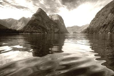 Tranquil Sound-Nathan Secker-Giclee Print