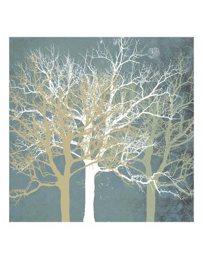 Tranquil Trees-Erin Clark-Art Print