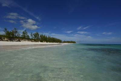 Tranquil Waters on Eleuthera Beach-Raul Touzon-Photographic Print