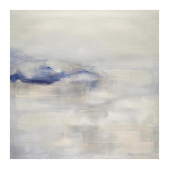 Tranquil with Blue-Rachel Springer-Giclee Print
