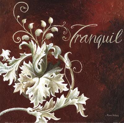 Tranquil-Maria Woods-Art Print