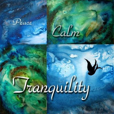 Tranquility-Megan Aroon Duncanson-Art Print