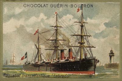 Transatlantic Liner Labrador--Giclee Print