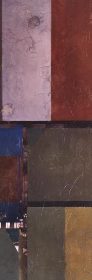 Transcending Borders Past-Betty Johnson-Art Print