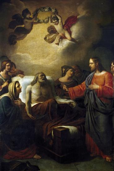 Transit of Saint Joseph-Camillo Procaccini-Giclee Print