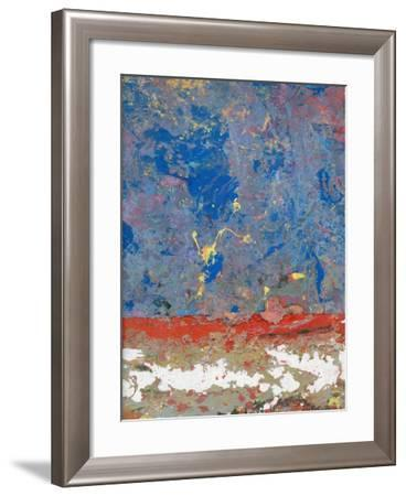 Transition III-Ricki Mountain-Framed Art Print