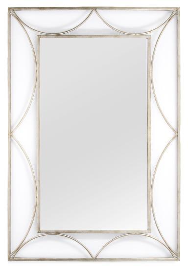 Transitional Wall Mirror--Wall Mirror