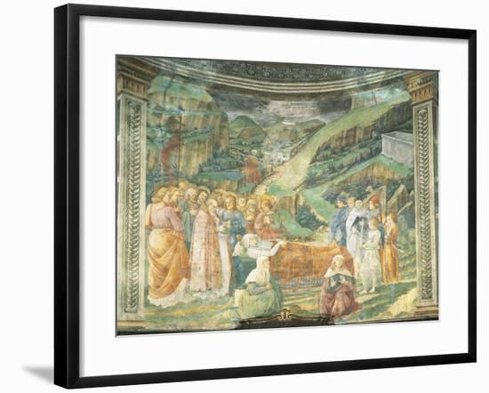 Translation of the Virgin Mary--Framed Giclee Print