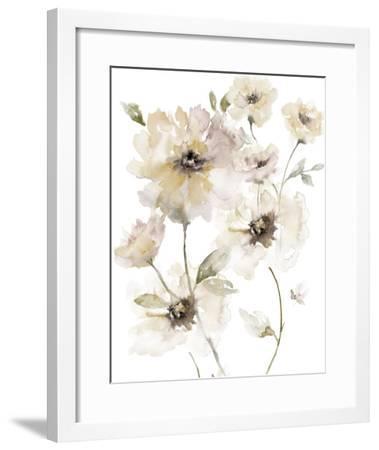 Translucent Garden I--Framed Art Print