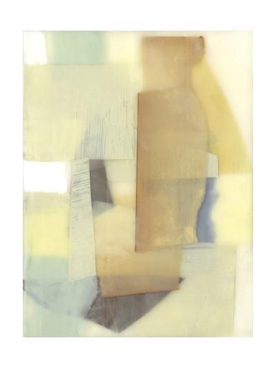 Translucent Layers I-Jennifer Goldberger-Premium Giclee Print