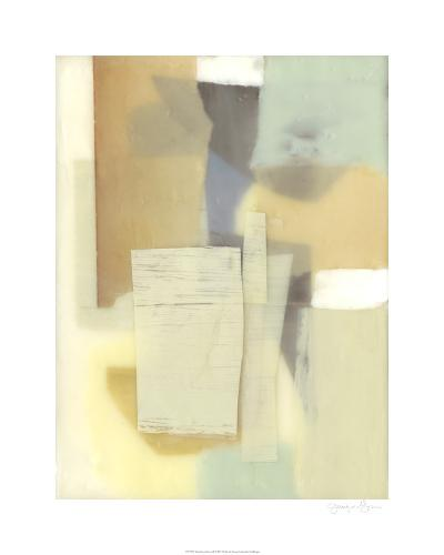 Translucent Layers II-Jennifer Goldberger-Limited Edition